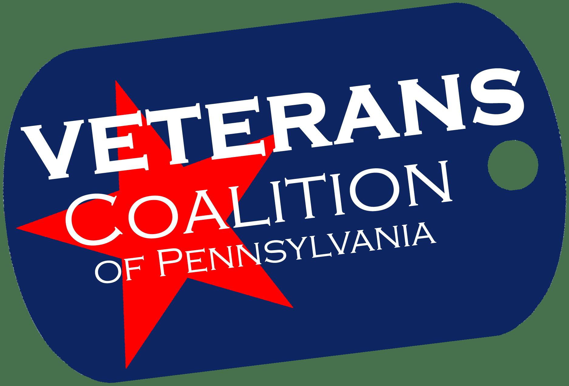 Veterans Coalition of Pennsylvania Logo