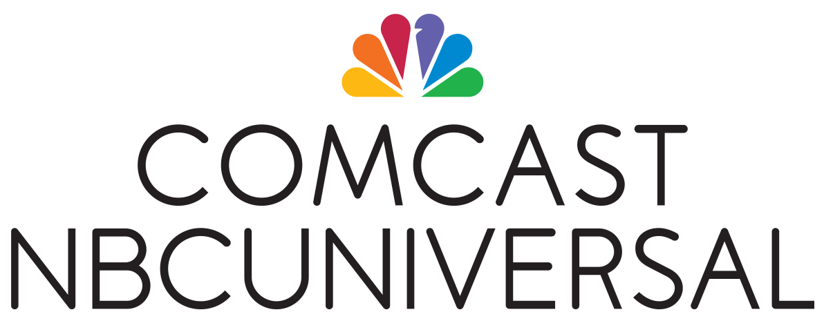 The Comcast/NBC Universal logo.